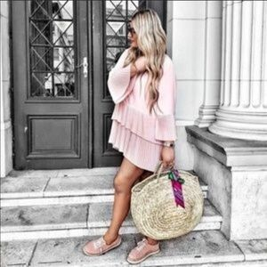 Zara Tunic / Mini Dress Size Medium